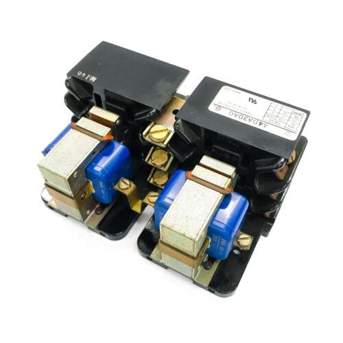 Furnas Electric 44DA30AG Reversing Magnetic Contactor, 208-240V Coil, 3-Ph