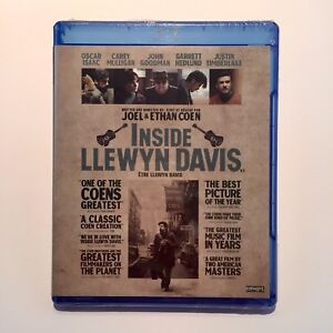 Inside Llewyn Davis Blu Ray NEW