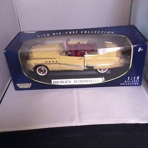 Die Cast 1949 Buick Roadmaster Convertible 1:18 Peterborough Peterborough Area image 2