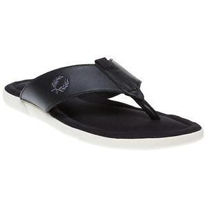 Men Leather Flip Flop Sandals