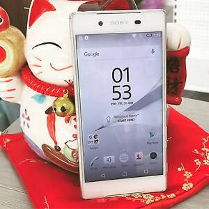 Great condition Sony Xperia Z5 32gb White, unlocked with charger Nerang Gold Coast West Preview
