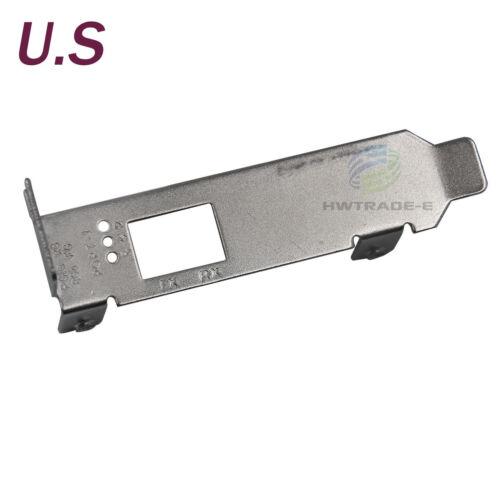 Low Profile Bracket For Qlogic Qle2560, Hp Ak344a, Ibm 42d0501 42d0507 42d0503