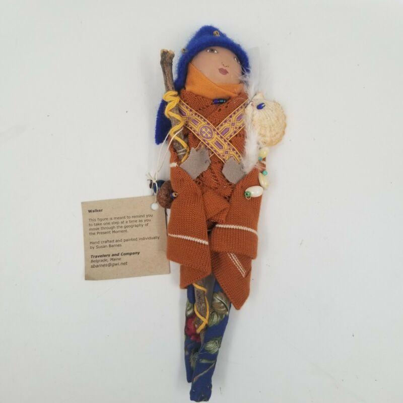Susan Barnes The Walker Doll