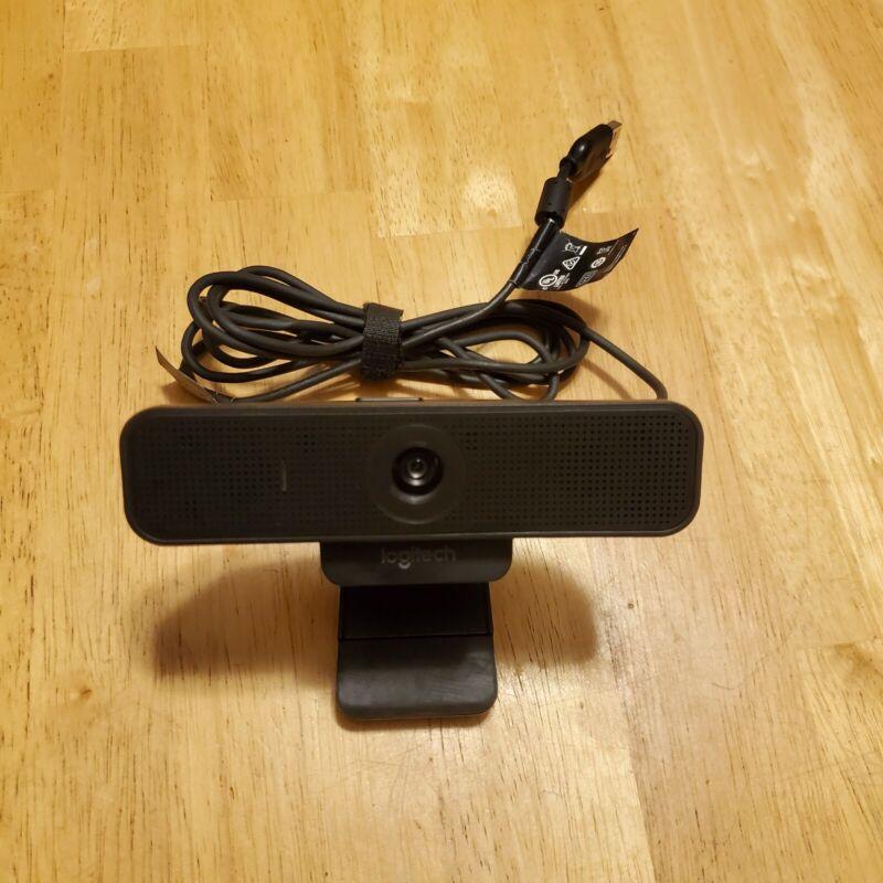 Logitech C925E HD 1080p Webcam w/ Built-In Stereo Mic (similar to c930e)