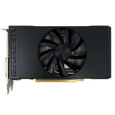 NVIDIA GeForce RTX 2060 6GB GDDR6 Graphics Card | 1x DisplayPort 1x HDMI 1x DVI