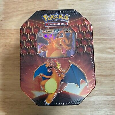Pokemon Hidden Fates Charizard GX Tin Brand New Factory Sealed Limited QTY