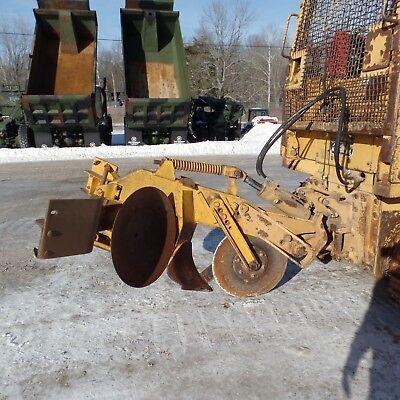 John Deere 450g 550g 650g Dozer Fire Plow Rear Attachment Blade