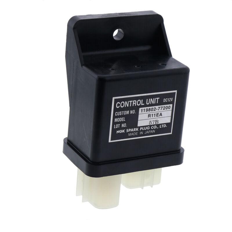 Safe Relay 119802-77200 for NGK Spark Plug Control Unit R11EA DC12V