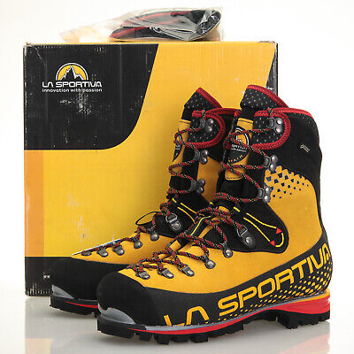 La Sportiva Nepal Evo GTX Moutaineering Boots - Size 43 EU (Men's 10 US) Nepal Evo Gtx Boot