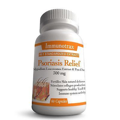 La psoriasis y eczema tratamiento Natural | Immunotrax Terapia orgánica | Piel saludable