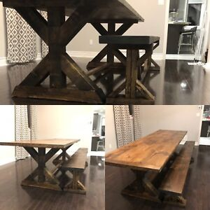 Harvest Tables and furniture