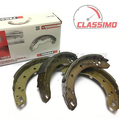 Rear Brake Shoes for AUSTIN  ROVER A40  100  METRO   all models   Ferodo