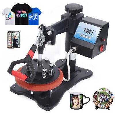 Heat Press 10 Transfer Printing Machine Printer T-shirt Sublimation