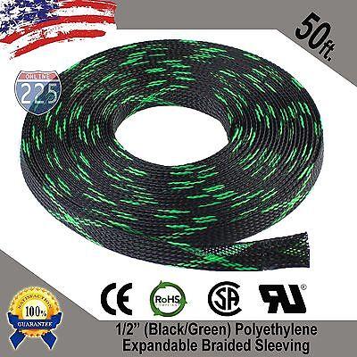 100 ft 18//4 SJOOW SJO SJ SJ00W Black Rubber Cord Outdoor Flexible Wire//Cable
