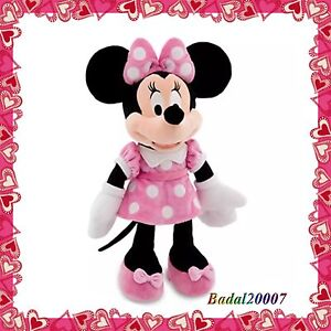 LARGE 40CM CUTE DISNEY MINNIE MOUSE MOUSE PLUSH DOLL KIDS BABY SOFT TOY