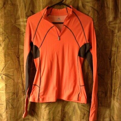 Under Armour Cold Gear Long Sleeve Large runs Small Pink