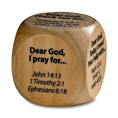 Prayer Starters Prayer Cube NEW Help Kids Learn Prayers Catholic Christian](Childrens Prayer)