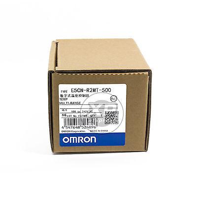 Omron Temperature Controller E5cn-r2mt-500 100-240v New In Box