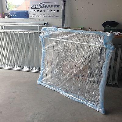 Französischer Balkon Geländer Fenstergitter Absturzsicherung 1200 x 1000 mm