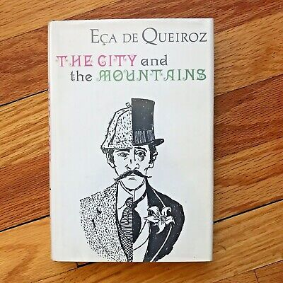 "ECA de QUEIROZ City & Mountains (HC) ""Far greater than my master FLAUBERT"" —ZOLA comprar usado  Enviando para Brazil"