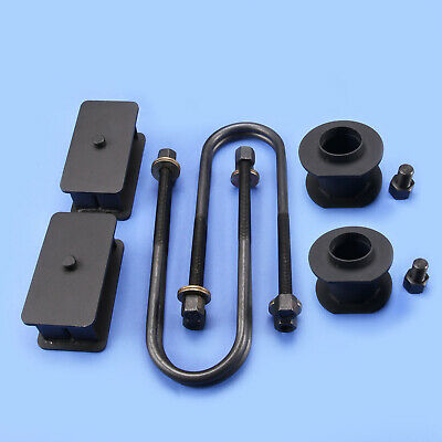 """80-96 Bronco F150 4WD Full Front 2""""+ Rear 2"""" Leveling Lift Kit"""