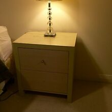 2x bedside tables Kangaroo Point Brisbane South East Preview