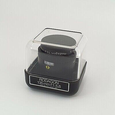 Rodenstock Rodagon 135mm f5.6 enlarging lens
