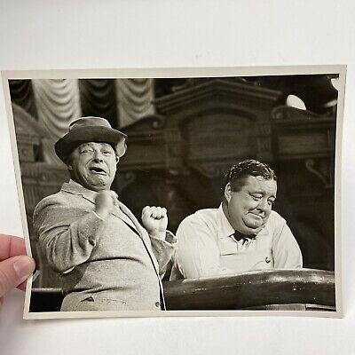 Vintage Original Press Photo The Jackie Gleason Show Frank Fontaine 1963 Actors