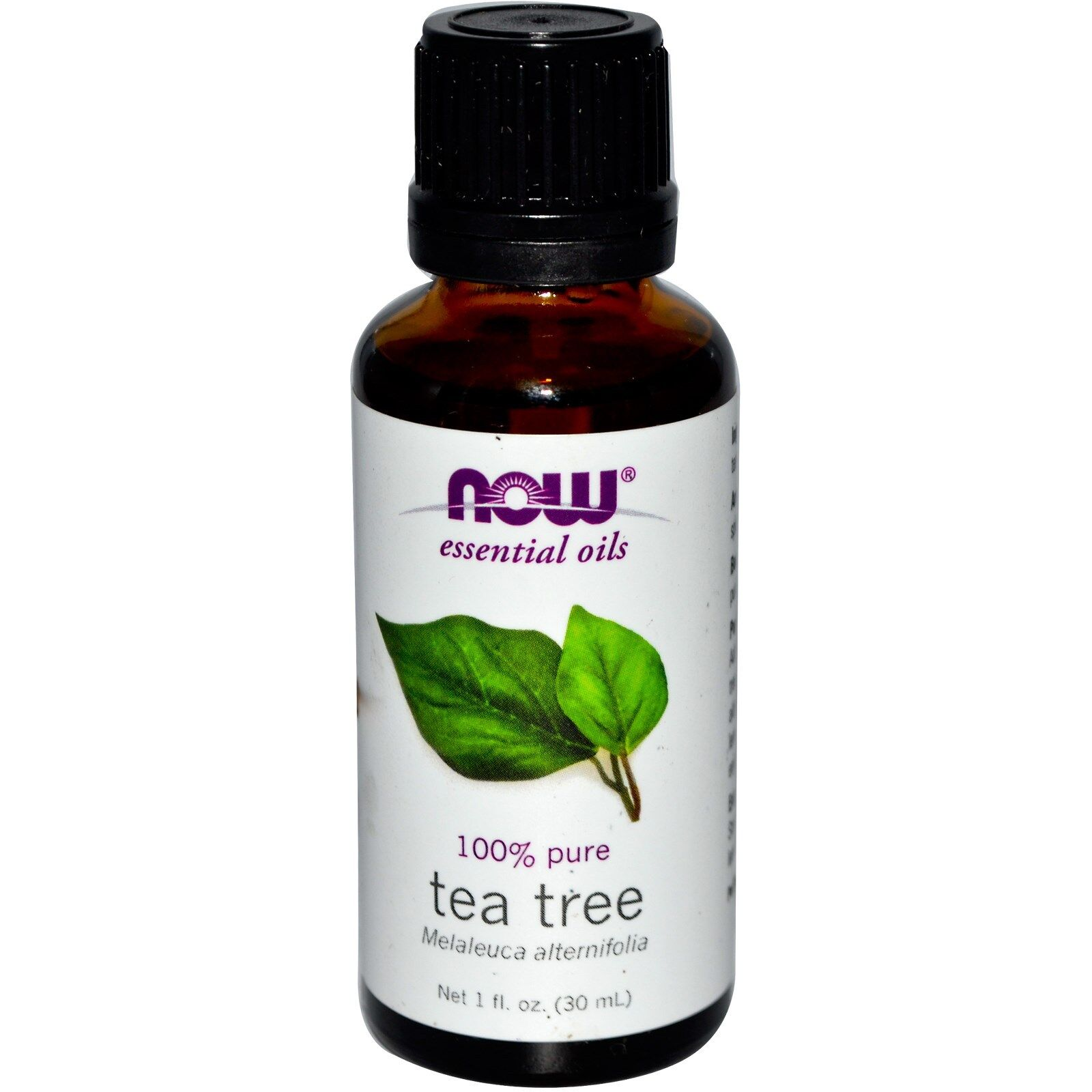 NOW Foods 1 oz Essential Oils and Blend Oils - FREE SHIPPING! Tea Tree