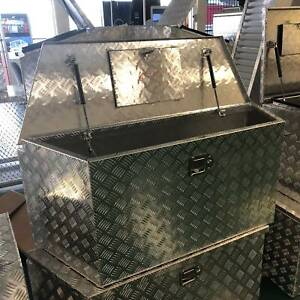 Only $320!!!! New Top Opening Trailer Tool Box For Sale Biggera Waters Gold Coast City Preview