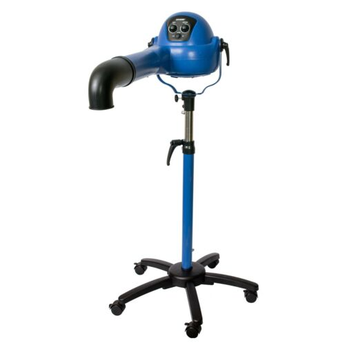 XPOWER B-16 Pro Finisher Brushless Pet Ionic Stand Dryer Variable Speed & Heat