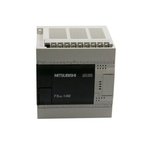 Mitsubishi PLC Base Unit FX3G-14MT/ES-A  FX3G14MTES-A New In Box PLC Processors
