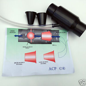 Venturi Aeration Kit Koi Pond New Ebay