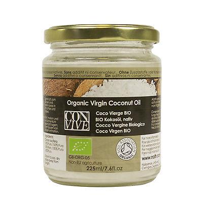 naissance huile alimentaire de coco vierge bio - 100% pure et naturelle