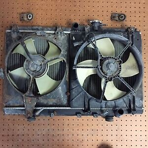RAD and COOLING FAN ASSEMBLY - 2000 Honda Accord  Peterborough Peterborough Area image 1