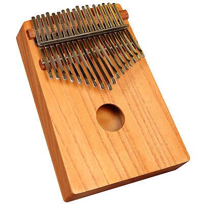 Daumen Klavier, afrikanische Kalimba, Mabira Rote Zederholz (Thumb Piano)
