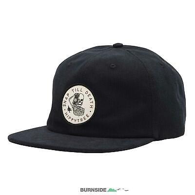 Hippytree Cap Bones Hat, Black Test