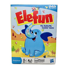 2008 Elefun Game Elephant Butterfly Catching Preschool ...