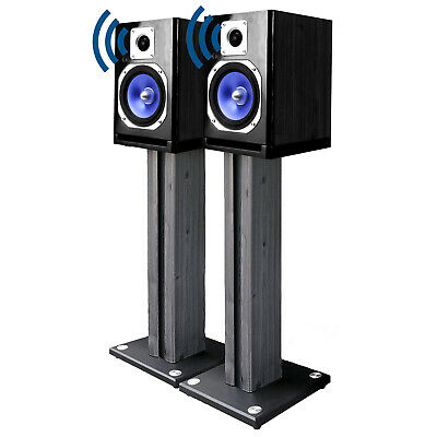 "Powered 5"" Wireless Bluetooth Studio Monitor Speakers + Matc"
