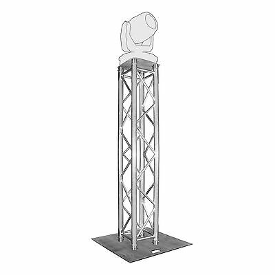 Global Truss 6.5 Ft Aluminum DJ Lighting Tower Square Trussing Totem
