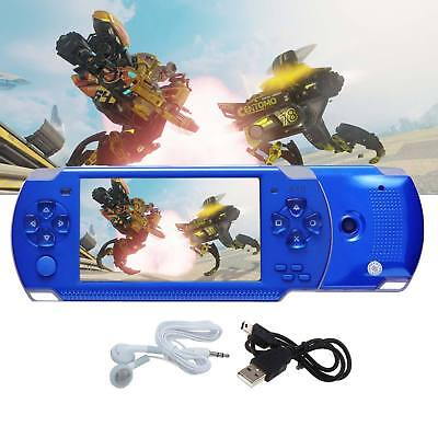"""32bit Portable 8GB 4.3"""" PSP Handheld Game Console +10000 Games Built-In +Camera"""