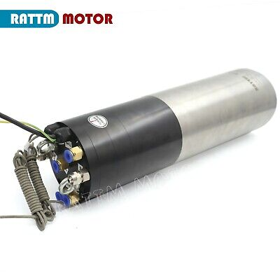 1.8kw 220v Atc Spindle Motor Iso20 Water Cooled Spindle For Cnc Router Machine