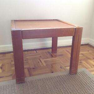 Vintage 70's Coffee Table by German design firm TECTA Bondi Eastern Suburbs Preview