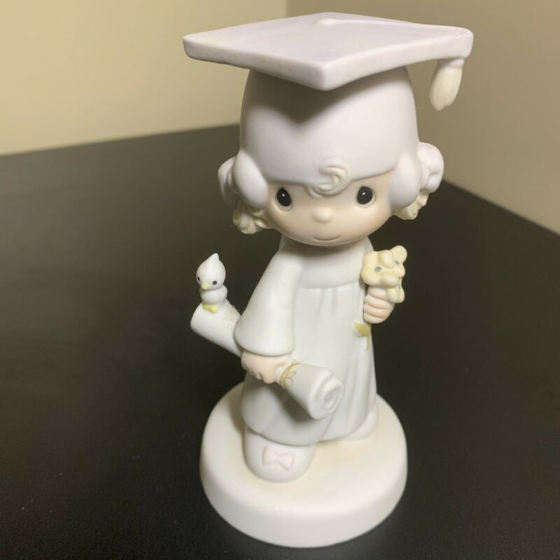 Precious Moments The Lord Bless You And Keep You Figurine Graduation