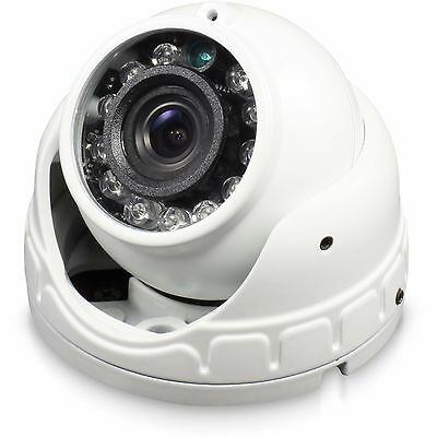 Swann SWPRO-1080FLD-US 1080p Analog HD Mini Security Dome Camera