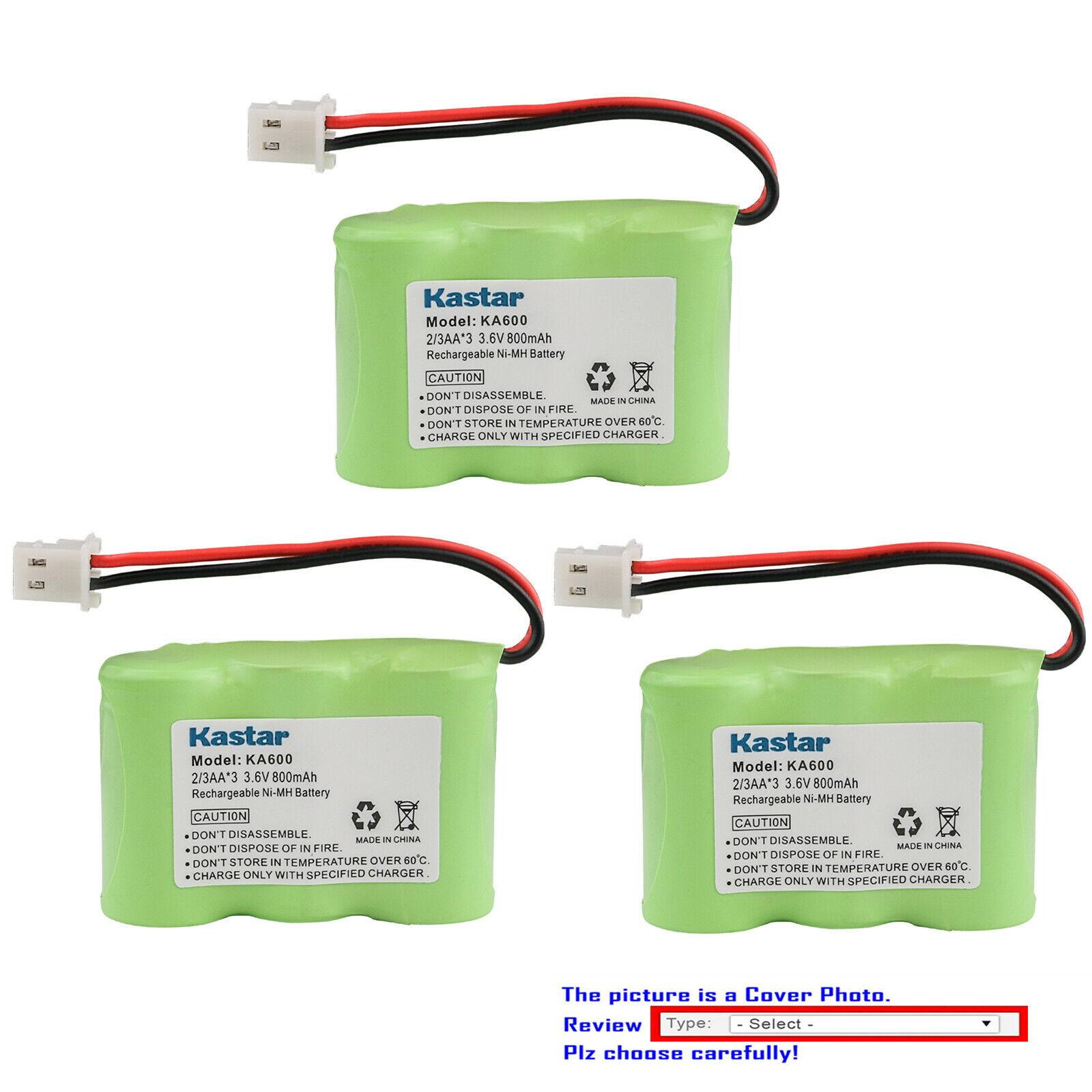 Kastar Ni-MH Battery Replace for Eton / GRUNDIG FR400 FR450