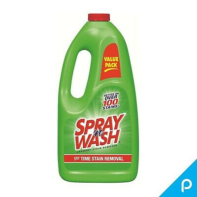 Spray 'n Wash Pre-Treat Laundry Stain Remover Refill, 60 fl