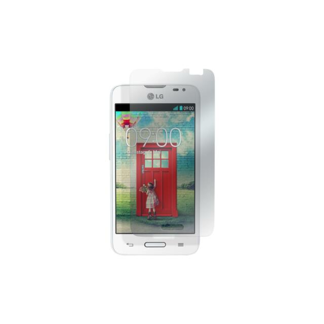 2 x LG L65 Protection Film clear