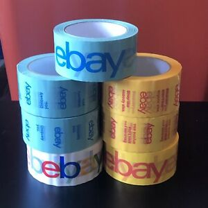 eBay packing  / moving tape 7 rolls excellent quality