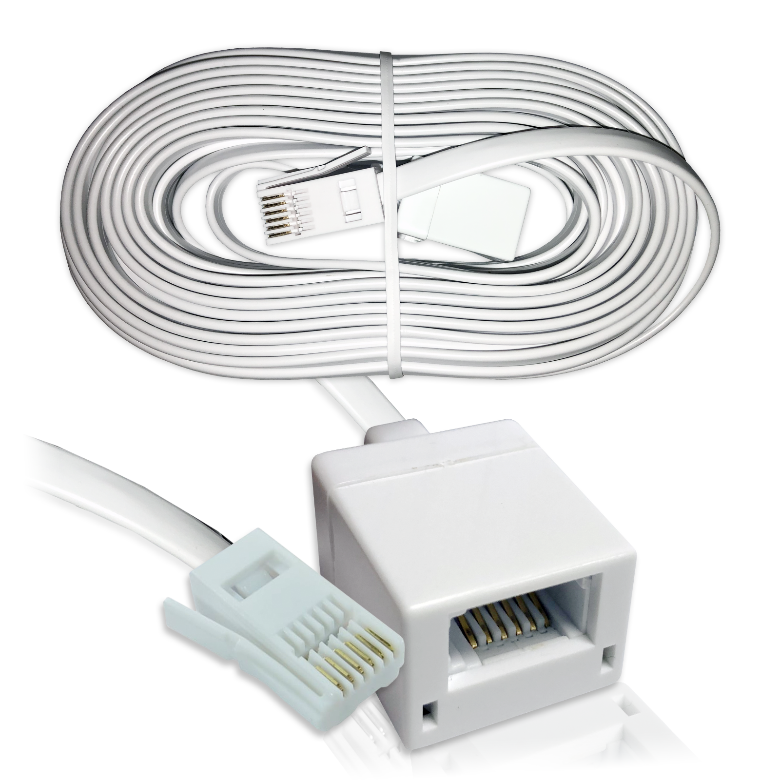 CDL Micro 3 m BT Telephone Extension Cable